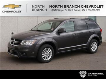 2016 Dodge Journey for sale in North Branch, MN
