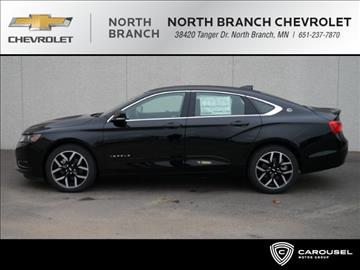 2017 Chevrolet Impala for sale in North Branch, MN