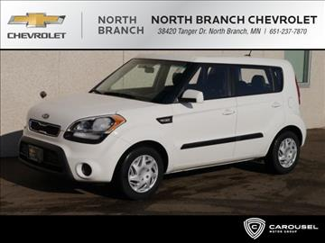 2012 Kia Soul for sale in North Branch, MN