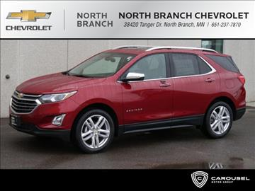 2018 Chevrolet Equinox for sale in North Branch, MN