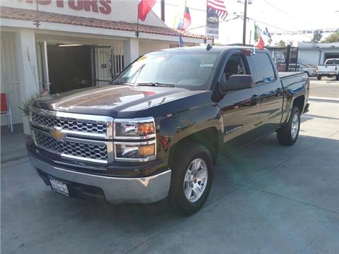 2014 Chevrolet Silverado 1500 for sale in Pacoima, CA