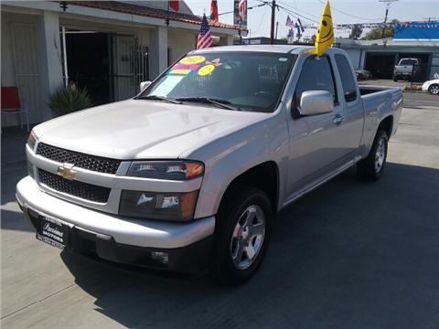 2012 Chevrolet Colorado for sale in Pacoima, CA