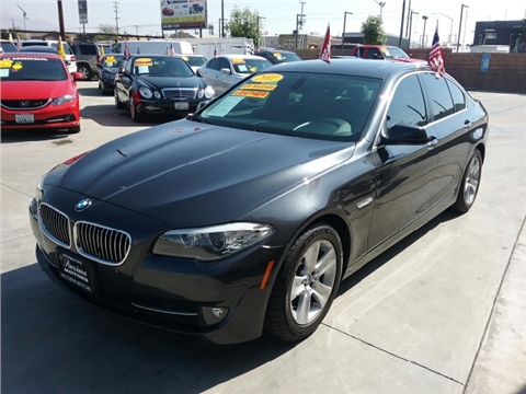 2011 BMW 5 Series for sale in Pacoima, CA