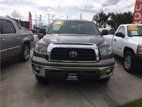 2007 Toyota Tundra for sale in Pacoima, CA
