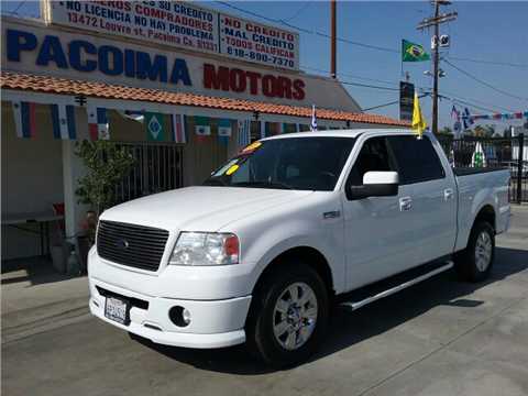 2008 Ford F-150 for sale in Pacoima, CA