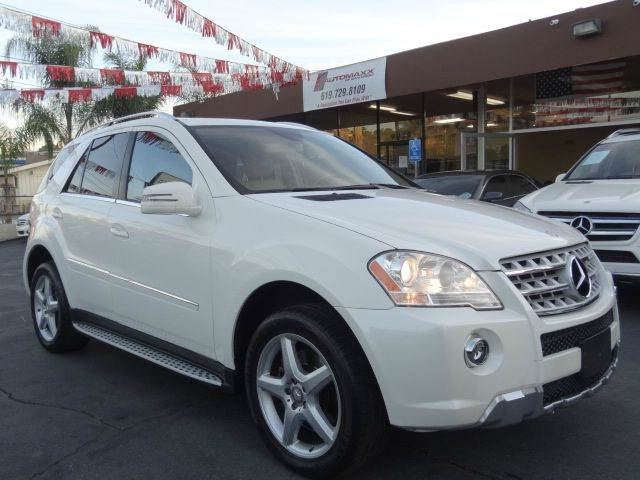 2011 mercedes benz m class awd ml 550 4matic 4dr suv in for 2011 mercedes benz ml550 4matic