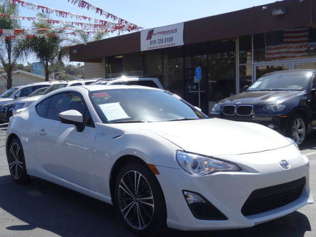 scion fr s 2015 white. 2015 scion frs 2dr coupe 6a spring valley ca fr s white
