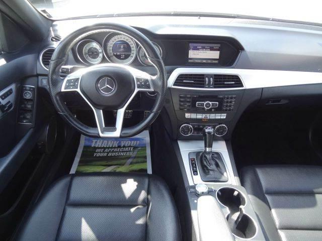 2013 Mercedes-Benz C-Class C 250 Sport 4dr Sedan - Spring Valley CA