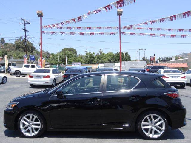 2014 Lexus CT 200h 4dr Hatchback - Spring Valley CA
