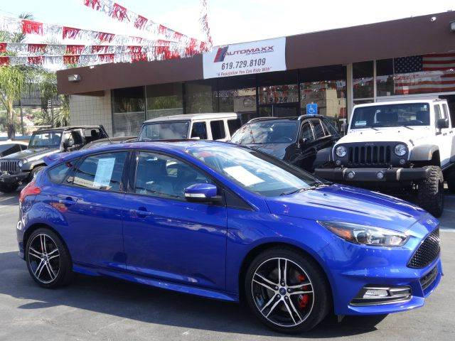 2015 Ford Focus ST 4dr Hatchback - Spring Valley CA