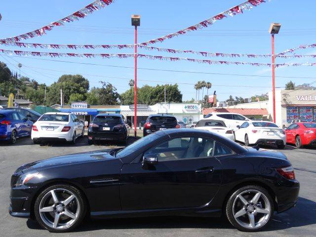 2015 Mercedes-Benz SLK SLK 250 2dr Convertible - Spring Valley CA