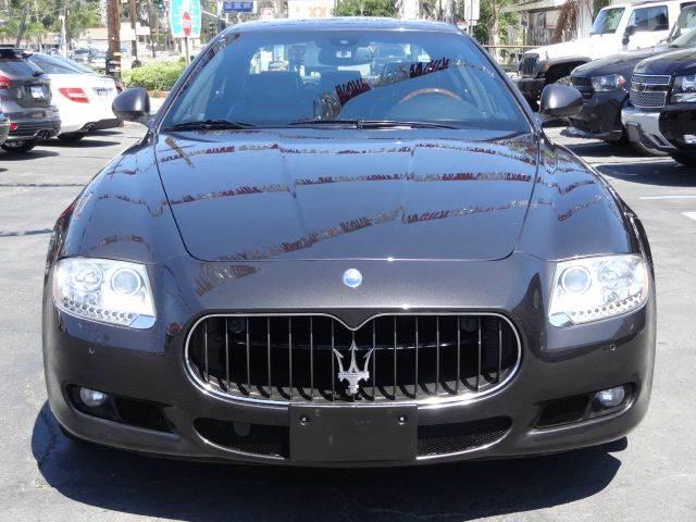 2009 Maserati Quattroporte 4dr Sedan - Spring Valley CA