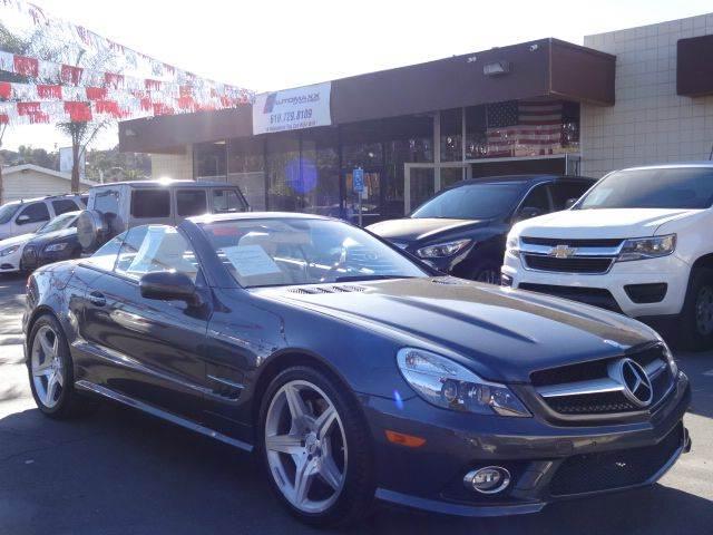 "20"" XO Miami wheels | 2009 Mercedes Benz SL 550 AMG | Hankook ..."