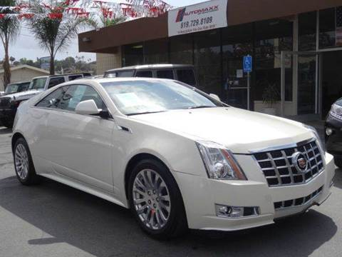 2014 Cadillac CTS for sale in Spring Valley, CA