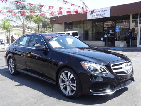 2015 Mercedes-Benz E-Class for sale in Spring Valley, CA