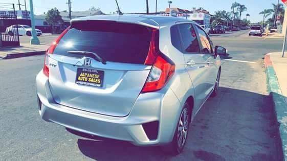 2016 Honda Fit EX 4dr Hatchback CVT - San Diego CA