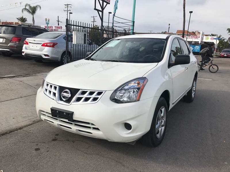 2015 Nissan Rogue Select S 4dr Crossover - San Diego CA