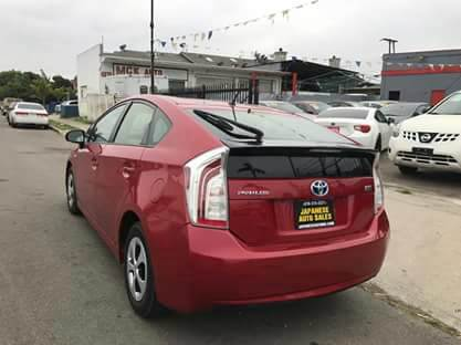 2015 Toyota Prius Two 4dr Hatchback - San Diego CA