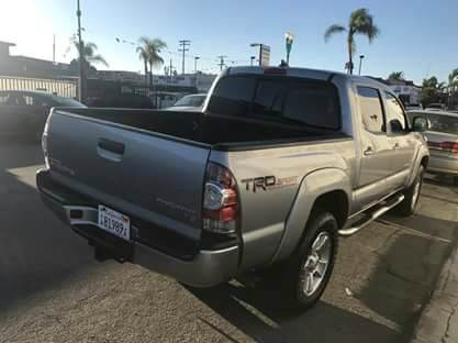 2015 Toyota Tacoma 4x2 PreRunner V6 4dr Double Cab 5.0 ft SB 5A - San Diego CA