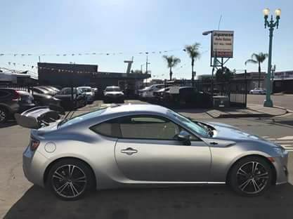 2016 Scion FR-S Base 2dr Coupe 6A - San Diego CA