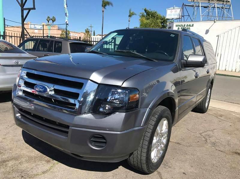 2014 Ford Expedition EL Limited 4x2 4dr SUV - San Diego CA