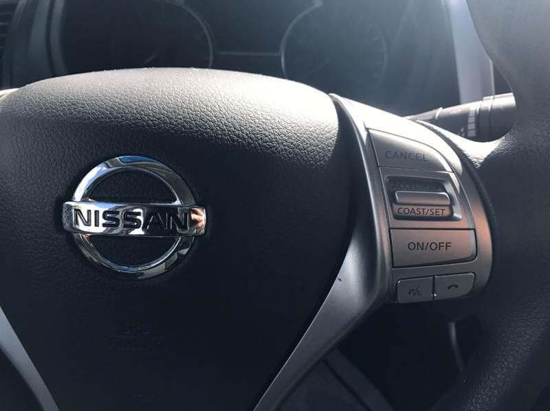 2014 Nissan Altima 2.5 S 4dr Sedan - San Diego CA