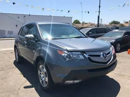 2008 Acura MDX SH AWD w/Power Tailgate w/Tech 4dr SUV and Technology Package - San Diego CA