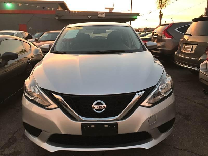 2016 Nissan Sentra SV 4dr Sedan - San Diego CA