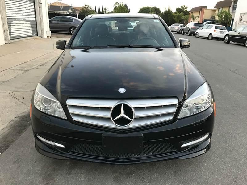 2011 Mercedes-Benz C-Class C300 Luxury 4MATIC AWD 4dr Sedan - San Diego CA