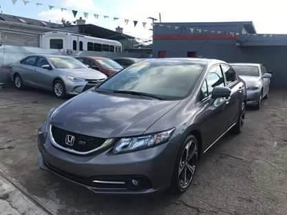 2014 Honda Civic Si 4dr Sedan - San Diego CA