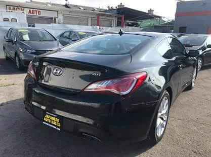 2014 Hyundai Genesis Coupe 2.0T R-Spec 2dr Coupe - San Diego CA