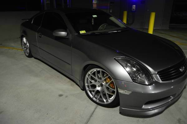 2004 Infiniti G35 RWD 2dr Coupe - San Diego CA
