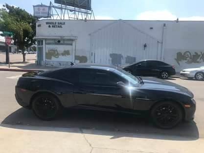 2014 Chevrolet Camaro LS 2dr Coupe w/2LS - San Diego CA