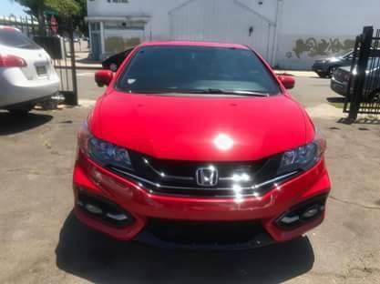 2014 Honda Civic Si 2dr Coupe - San Diego CA