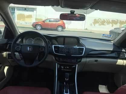 2016 Honda Accord LX 4dr Sedan CVT - San Diego CA
