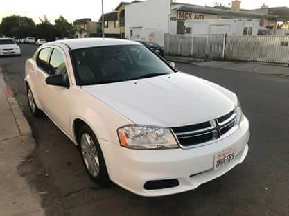 2011 Dodge Avenger for sale in San Diego, CA