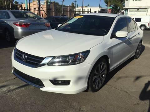 2014 Honda Accord for sale in San Diego, CA