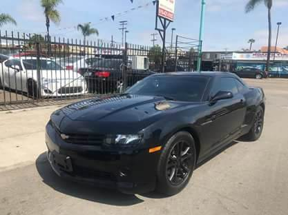 2014 Chevrolet Camaro for sale in San Diego, CA