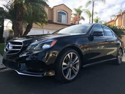 2015 Mercedes Benz E Class For Sale In San Diego, CA