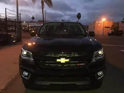 2016 Chevrolet Colorado for sale in San Diego, CA