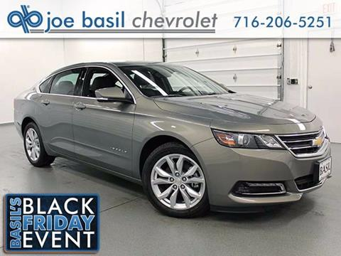 2018 Chevrolet Impala for sale in Depew, NY