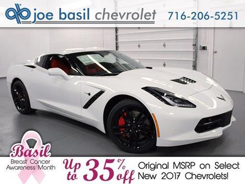 2017 Chevrolet Corvette for sale in Depew, NY