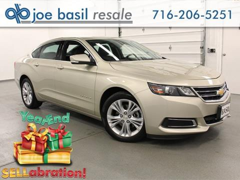 2014 Chevrolet Impala for sale in Depew, NY
