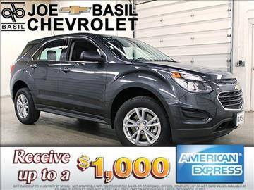 2017 Chevrolet Equinox for sale in Depew, NY