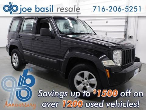 2011 Jeep Liberty for sale in Depew, NY