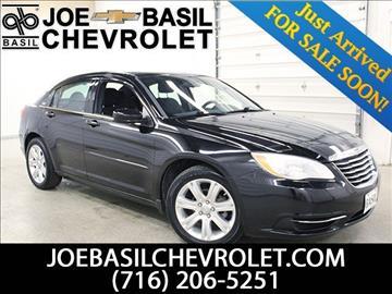 2012 Chrysler 200 for sale in Depew, NY