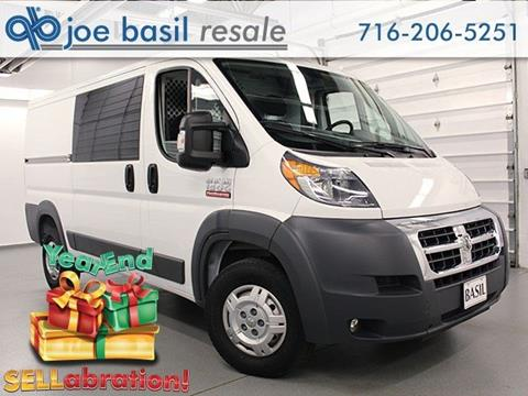 2016 RAM ProMaster Cargo for sale in Depew, NY