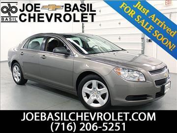 2011 Chevrolet Malibu for sale in Depew, NY