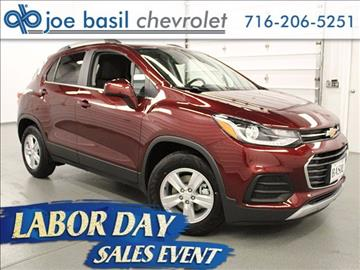 2017 Chevrolet Trax for sale in Depew, NY