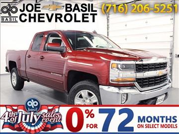 2017 Chevrolet Silverado 1500 for sale in Depew, NY
